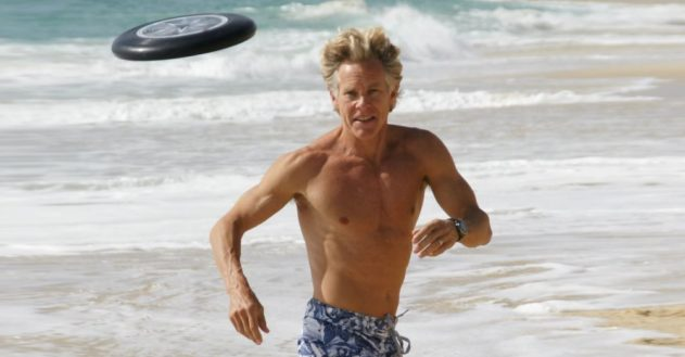 63-årige Mark: En fit krop kræver ikke hård træning