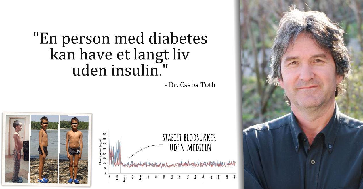 Læge-gruppe: Diabetes 1 og 2 medicinfri på kød-diæt