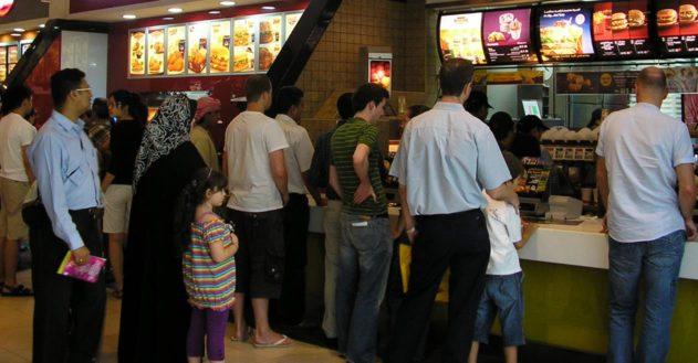 Fast-food er ikke hurtigere end rigtig mad