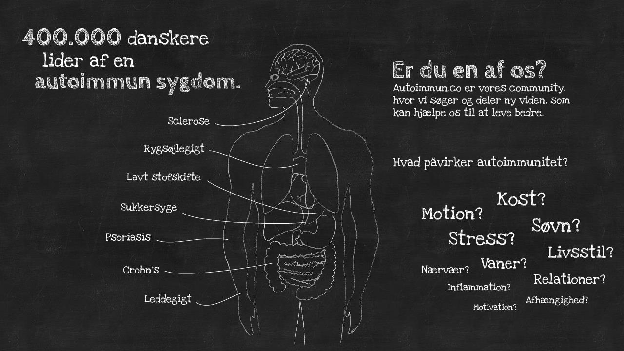 400.000 danskere lider af en autoimmun sygdom - er du er af os?