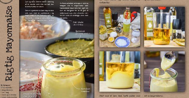 Hjemmelavet Rigtig Mayonnaise (på 2 min.)